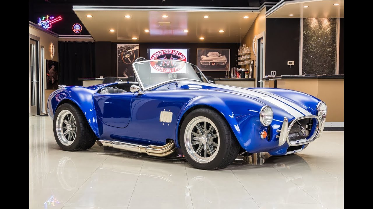 1965 Shelby Cobra | Classic Cars for Sale Michigan: Muscle