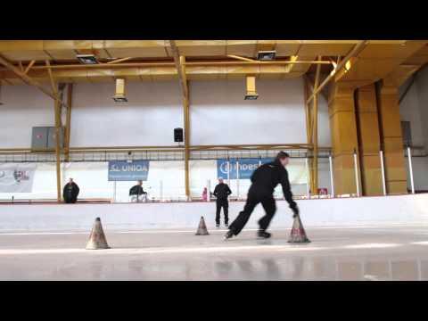 Powerskating with Alex Vasilevski