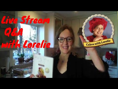 Cake Livestream-Cake Business Tips and More with Lorelie - 동영상