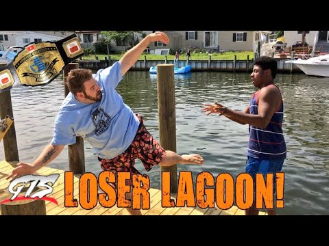 CRAZY LAGOON CHAMPIONSHIP CHALLENGE!