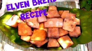 Lotr Recipes #1 // Elven Bread/lembas