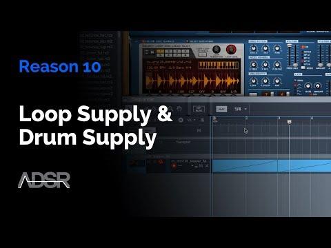 Reason 10 - NEW Loop Supply & Drum Supply mp3