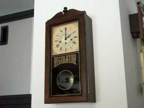 Hamilton wall clock Style Rolex Youtube Premium Youtube Hermle Colonial Westminster Chime Regulator Wall Clock Youtube