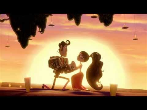 The Book Of Life I Will Wait For You Youtube