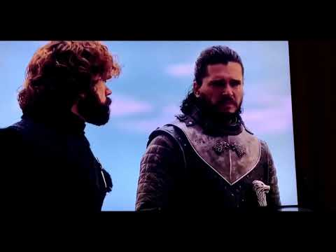 Game Of Thrones Season 8 Episode 5, with Leslie Jones