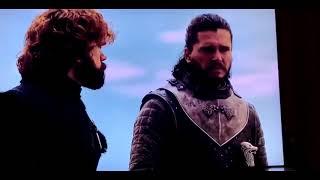 Game Of Thrones Season 8 Episode 5, with Leslie Jones