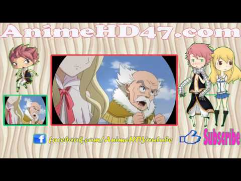 Fairy tail Episode 178 English Dubed