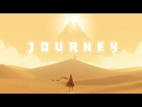 Ep 1 - Journey - 5th Anniversary (Let's play Journey blind gameplay)