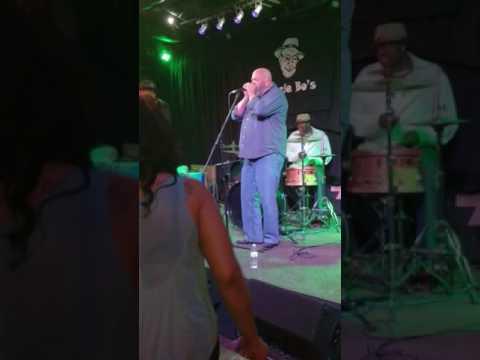 Jerry w/Zac Harmon band