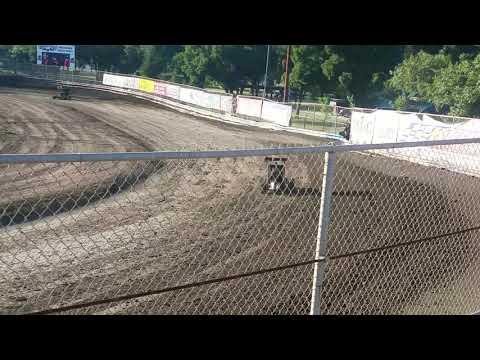Plaza Park Raceway KOFC Rd7 6/8/18 Hot Laps-2 Cash