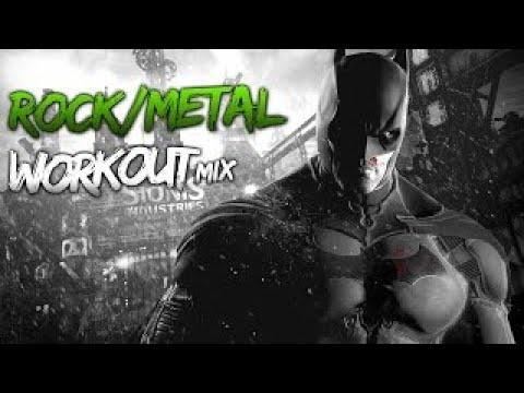 Best Rock Metal Workout Motivation Music Mix 2017 Gym Pump Up Music 2017