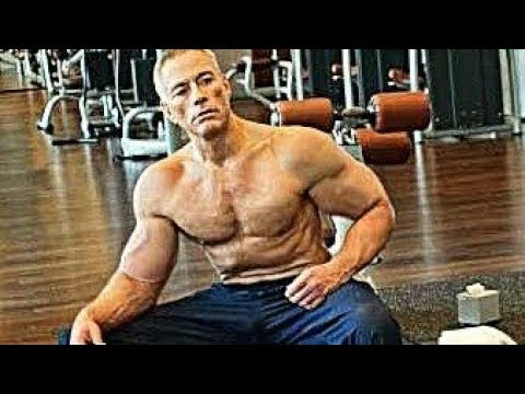 Jean-Claude Van Damme 2018 Workout At 57 Yro | Incredible Physique