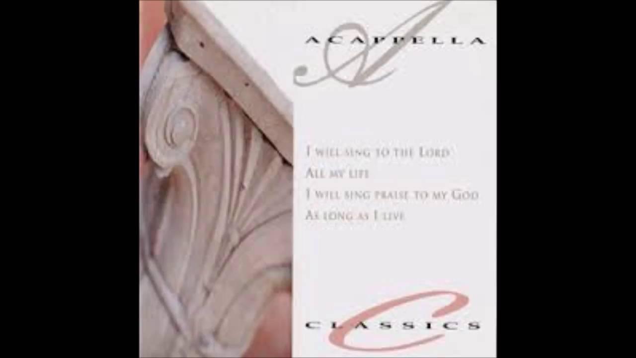 Acappella Classics Coloring Song