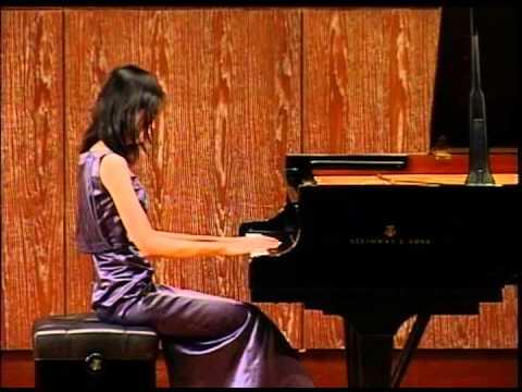 Amber Liao plays Fauré Pièces brèves, Op.84, no. 2-5