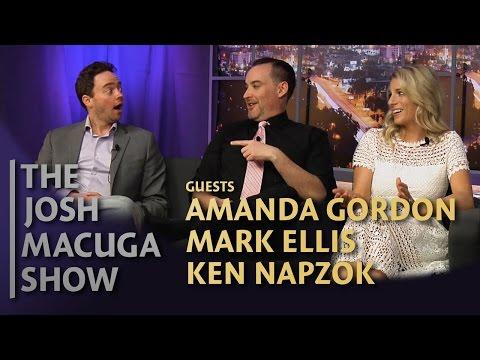 Amanda Gordon, Mark Ellis, and Ken Napzok - The Josh Macuga Show - Put a Ring On It!