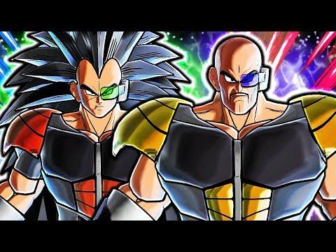 NEW VILLAINS FUTURE SAIYAN SAGA! Dragon Ball Xenoverse 2 Raditz & Nappa Return REDESIGN Gameplay