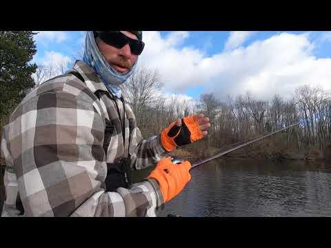 Late Fall Bass Fishing TIP!!!