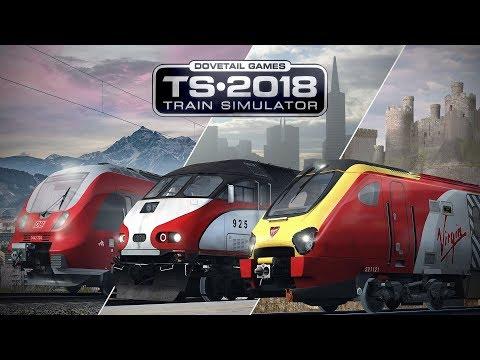 TRAIN SIMULATOR 2018 ☆ Kleine Einführung/Erste Eindrücke + BR440 durch Hannover   trainTeacher
