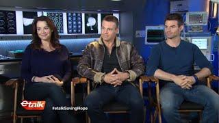 "eTalk Special: ""eTalk Presents: Saving Hope"""