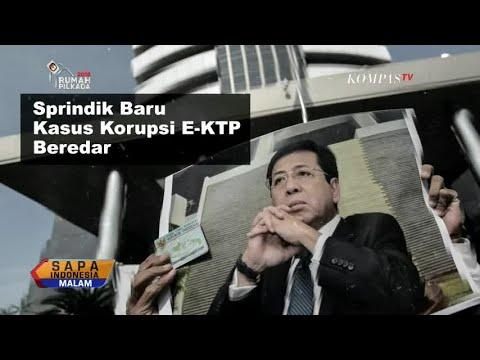 KPK Jerat Kembali Setnov di Kasus E-KTP