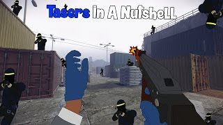 Payday 2 - Tasers In A Nutshell