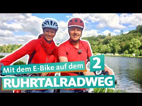 Ruhrtalradweg: Mit Dem E-Bike Von Hagen Nach Duisburg | WDR Reisen
