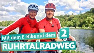 Ruhrtalradweg: Mit dem E-Bike von Hagen nach Duisburg   WDR Reisen