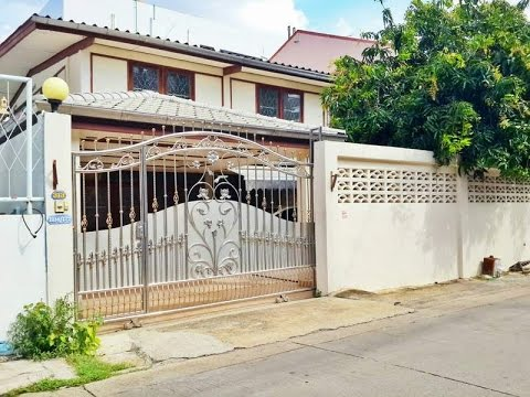 บ้านเช่าจรัญสนิทวงศ์  บ้านเดี่ยวสภาพดี ราคาถูก ใกล้เซ็นทรัลปิ่นเกล้า คลิป1