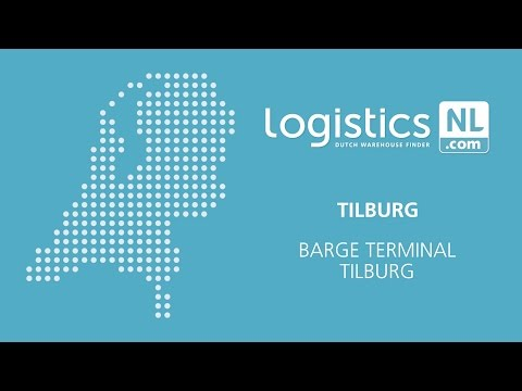 Tilburg | Barge Terminal Tilburg