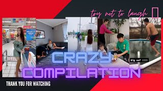 Funny Videos Try Not To Laugh | Latest TikTok Comedy  - Watch Now 😎🎞| Crazy Titktok compilation