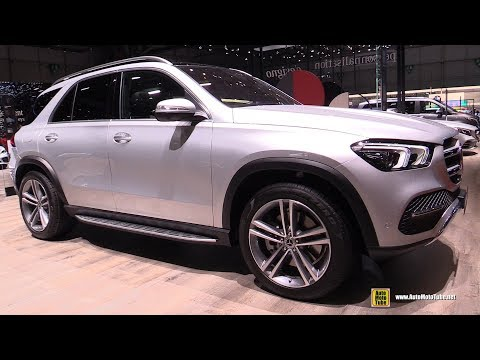 2019 Mercedes GLE450 4Matic - Exterior and Interior Walkaround - 2019 Geneva Motor Show