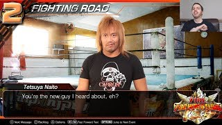 Fire Pro Wrestling World: Fighting Road #2 - Uncontrollable Charisma