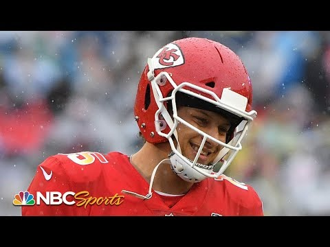 Patrick Mahomes enters 2019 as the favorite for NFL MVP | The Daily Line | NBC Sports