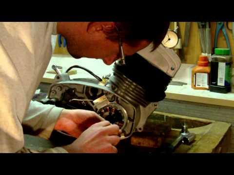 How to mount VAPE ignition (SZ13) to Jawa / CZ bike, jak osadit Jawu / ČZ zapalováním VAPE (SZ13)