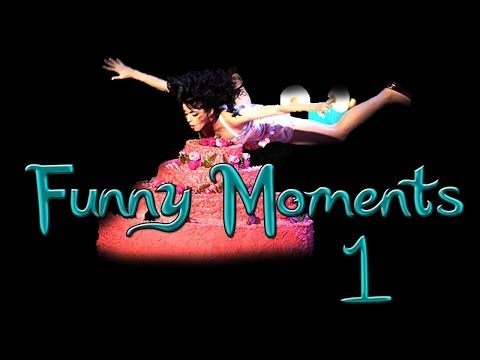 Katy Perry - Funny moments (part 1)
