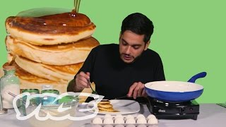 SMOKEABLES: Wake and Bake with Pot-Infused Pancakes