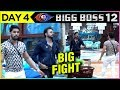 Sreesanth And Shivashish Mishra BIG FIGHT | Day 4 Bigg Boss 12 | Episode 4 Update
