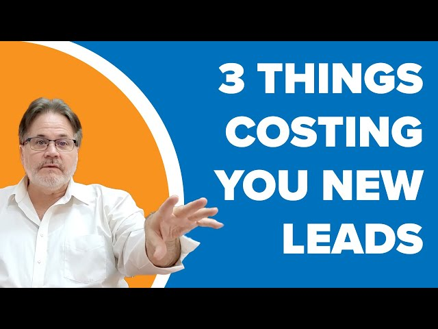 How To MAXIMIZE The Number Of LEADS Coming In To Your Business