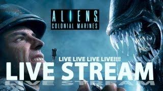 aliens colonial marines multiplayer tdm escape and survivor
