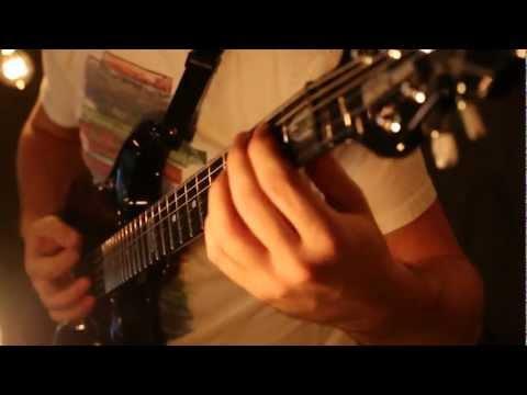 POMEGRANATE TIGER - Martin Andres ** Maxims ** Guitar Playthrough