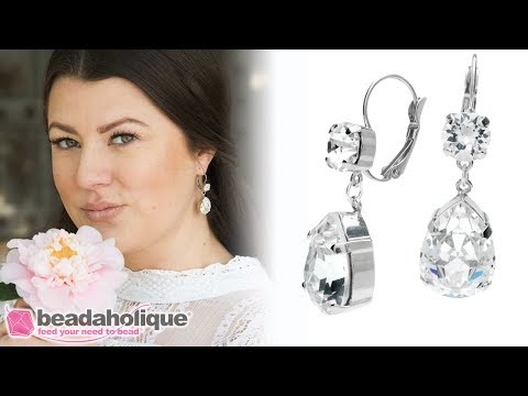 quick,-easy-&-elegant-wedding-jewelry:-bridal-earrings-featuring-swarovski-crystals