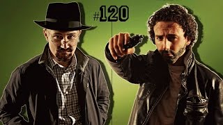 THE WALKING DEAD vs. BREAKING BAD - #IntervistaIn120Secondi
