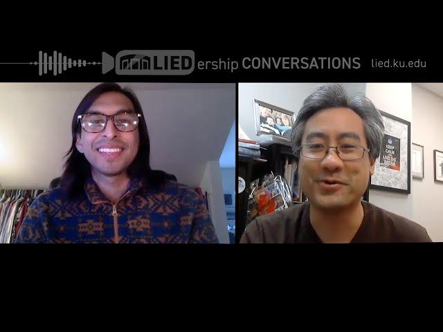 Freddy Gipp—LIEDership Conversation