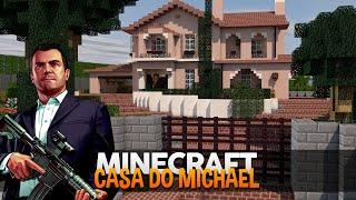 Minecraft Mapas: Mansão do Michael (GTA V)