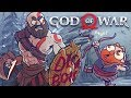 God of War HARD MODE (God of War 4) Part 1 - w/ The Completionist