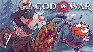 God of War HARD MODE God of War 4 Part 1 - w The Completionist