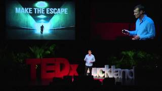 What's Your Prison?: Paul Wood at TEDxAuckland video
