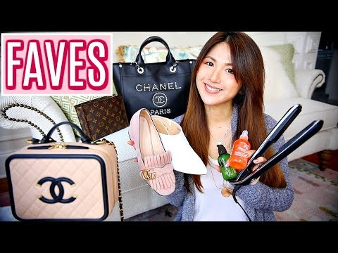 CURRENT FAVES OLD & NEW   WHAT FITS IN CHANEL VANITY CASE BAG   LV TOILETRY RECOMMENDATIONS   CHARIS