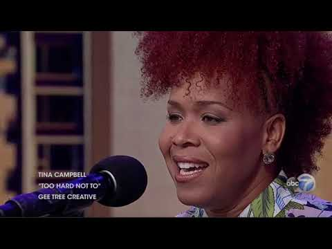 Tina Campbell on Chicago's