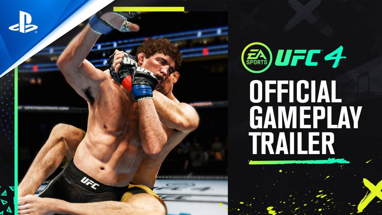 UFC 4 | Официальный трейлер| PS4
